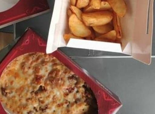 requerimiento menús Telepizza
