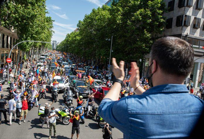 Manifestación Vox Madrid