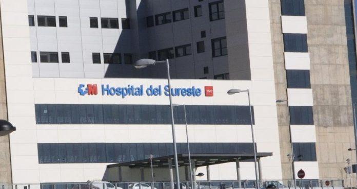 Hospital Sureste respirador