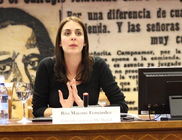 Maestre Ayuso Madrid
