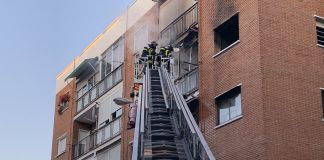 incendio Villaverde fallecido