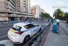 Sanciones Madrid
