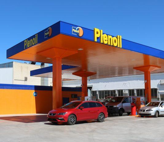 Plenoil Vicálvaro Gasolinera