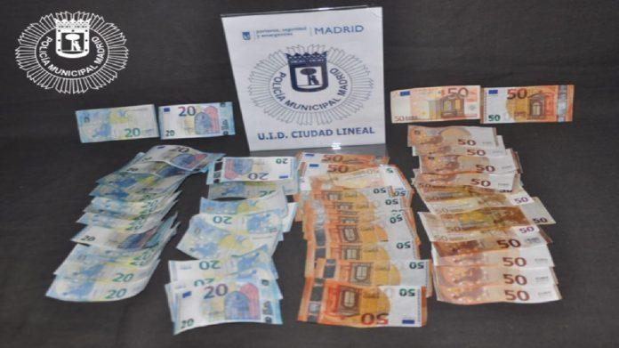 Detenidos Ciudad Lineal