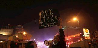 Protestas EEUU George FLoyd