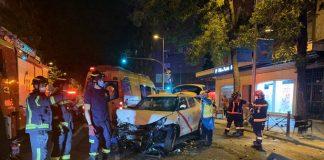 Un muerto y siete heridos dejó atropello múltiple en la Bravo Murillo