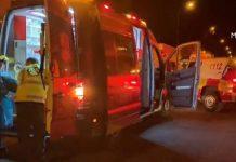 Enfrentamiento entre bandas latinas dejó tres hospitalizados y siete detenidos