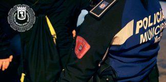Barajas: Robo frustrado se saldó con tres detenidos y tres policías heridos