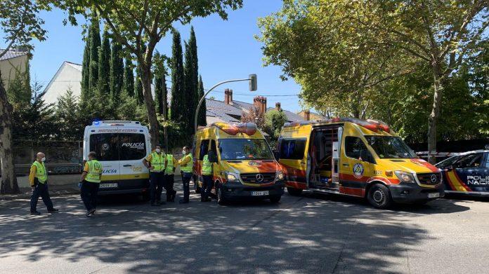 Detenido conductor de autobús que atropelló y mató a un hombre en Aravaca