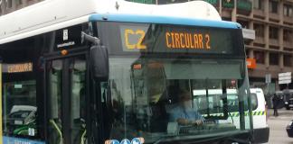 Polémica en autobús de la EMT por joven con autismo que viajaba sin mascarilla