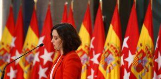 """Ayuso advierte que las restricciones en Madrid extenderán a """"otras muchas"""" zonas"""