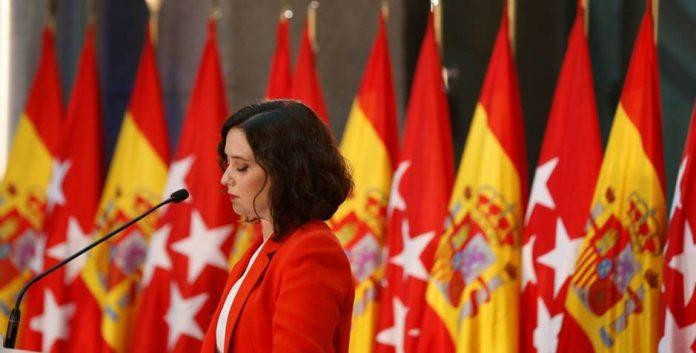 Ayuso advierte que las restricciones en Madrid extenderán a