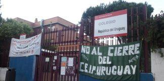 Primer positivo por Covid-19 en un colegio público de Latina