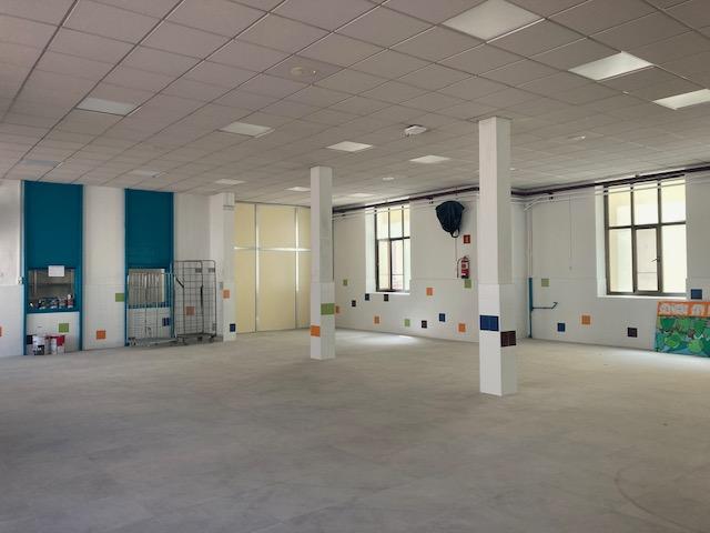 Realizan obras de mejora y conservación en cuatro colegios públicos de Chamberí