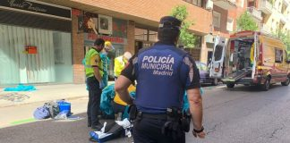 Detenido conductor que atropelló a una mujer y se dio a la fuga en Chamberí