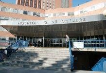 Pacientes con covid tendrán prioridad en el Hospital 12 de Octubre