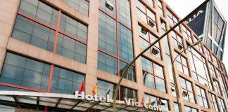 Hotel Vía Castellana fue medicalizado para atender a pacientes con Covid-19