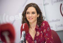 Isabel Díaz Ayuso se mantendría como presidenta de la Comunidad de Madrid, según una encuesta