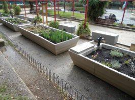 Mejoras en los jardines de Enrique Herreros estarán listas en octubre