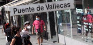 Puente de Vallecas será la primera zona básica de salud en la que se aplicarán los test antígenos