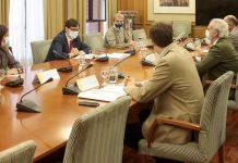 Reunión entre Illa y Escudero culminó sin un acuerdo sobre las medidas para frenar la pandemia en Madrid