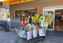 Los Moratabonos, la solidaria ayuda que beneficia a unas 240 familias en Moratalaz
