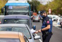 Más de un millón de personas residentes de 45 zonas básicas de salud de Madrid tienen movilidad restringida