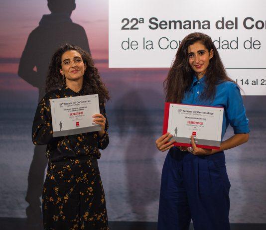 """""""Ferrotipos"""", cortometraje ganador de la XXII Semana del Cortometraje de la Comunidad de Madrid"""
