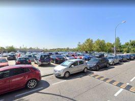 Las obras del parking disuasorio de Aviación Española inician este mes de octubre