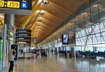 Barajas registra más pasajeros en septiembre pese al 82% de descenso