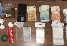 Detienen a los responsables de dos bares que vendían cocaína en el distrito de Salamanca