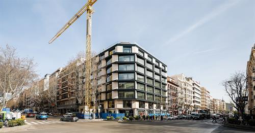 Zurich Seguros compra un edificio en la 'Milla de Oro'
