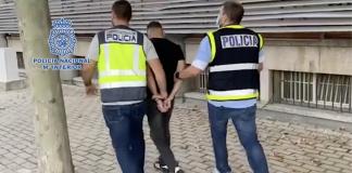 Detienen a un fugitivo que participó en un doble homicidio en Venezuela
