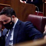 """El Congreso rechaza la moción de censura de VOX, que solo recibió el """"sí"""" de sus diputados"""
