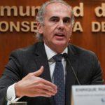 """La Comunidad espera negociar """"criterios sensatos"""" con el Ministerio de Sanidad tras el fin del estado de alarma en Madrid"""