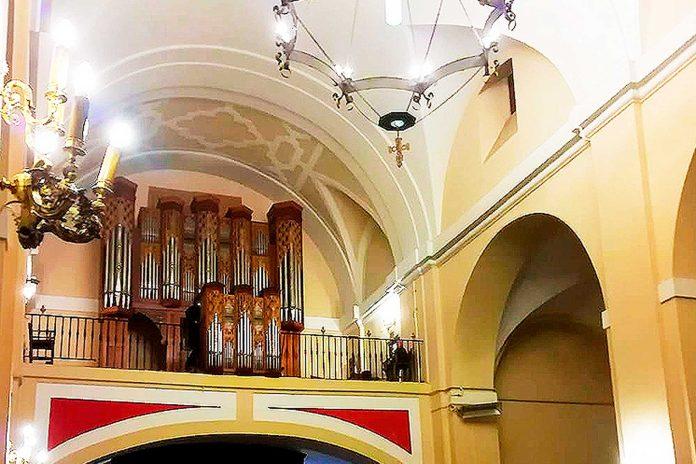 El Festival de Órgano de Vicálvaro cita al talento nacional en Santa María La Antigua