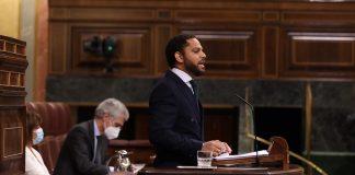 Ignacio Garriga: La moción de censura no es marketing, sino un deber nacional ante la inacción de otros partidos