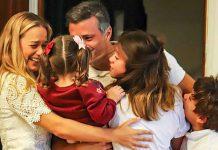 El líder opositor venezolano Leopoldo López llegó a Madrid tras fugarse de Venezuela