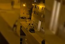 Cuatro jóvenes agreden brutalmente con palos, piedras y correas a otros dos en el barrio de Las Rosas