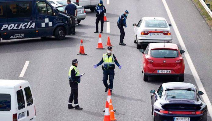 El TSJM levanta las restricciones de movilidad en Madrid por considerarlas
