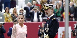 Sin desfile militar por la pandemia: Los Reyes presiden este lunes el primer 12-O del Gobierno de coalición