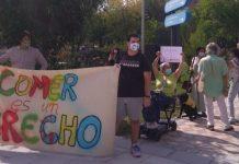 Vecinos de Moratalaz exigen respuestas para las familias en condición de extrema vulnerabilidad