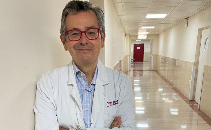 """Dr. Gómez Tello: """"Es necesario volver al origen de la medicina y recuperar la comunicación con el paciente"""""""