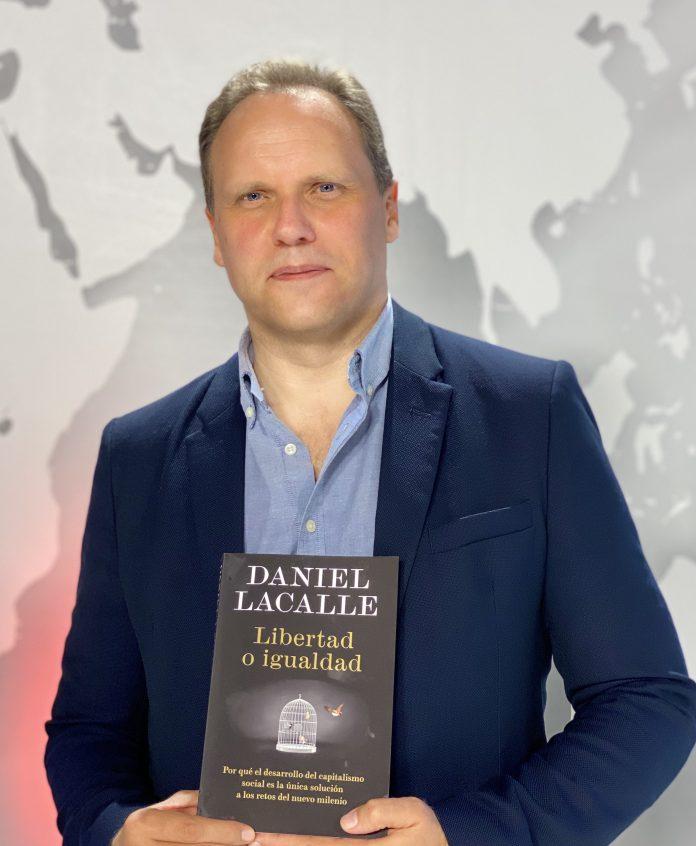 """Daniel Lacalle desmonta los mitos del socialismo: """"No tiene como objetivo el progreso, sino el control"""""""