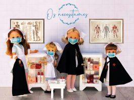 'Nancy, una muñeca con historia'