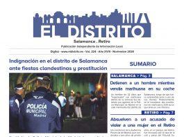El Distrito de Salamanca y Retiro