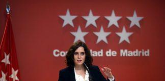 """Ayuso: """"Eso de que Madrid es un paraíso fiscal es una tomadura de pelo"""""""