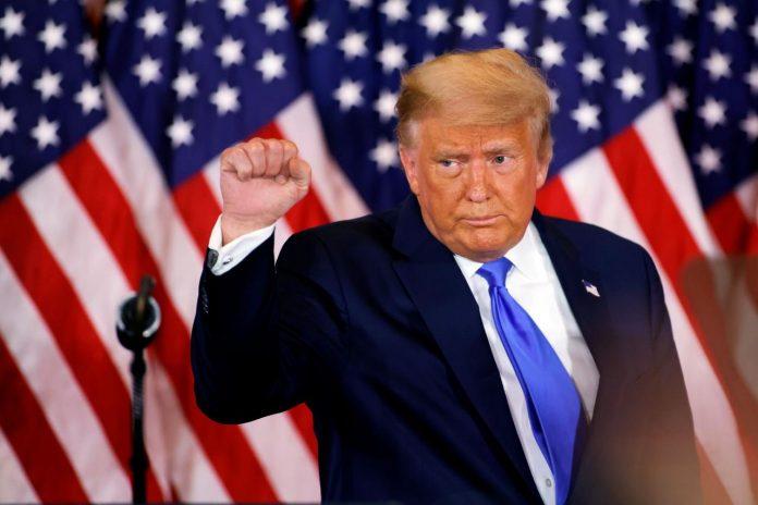 Trump asegura que ha
