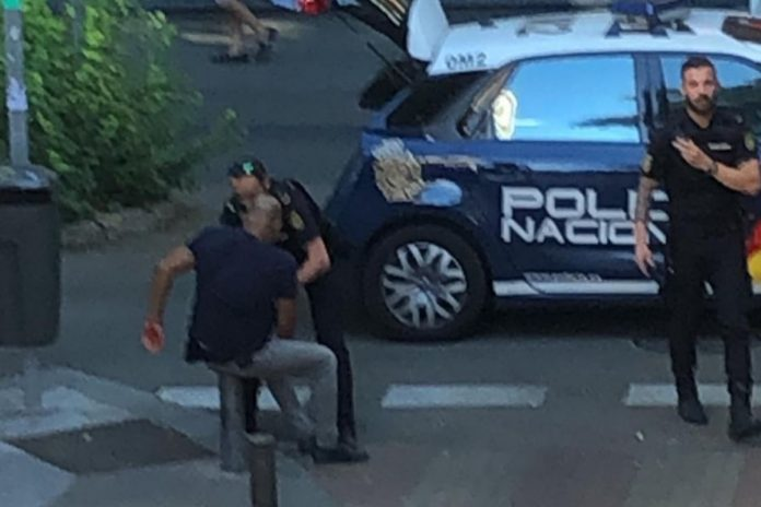 Detienen al presunto pistolero que hirió de bala a un hombre en Villaverde