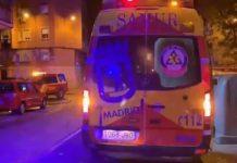 Tres personas intoxicadas leves por humo tras un incendio en una vivienda de Carabanchel